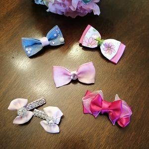 Hair clips bundle